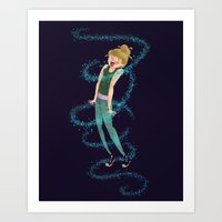 Magic! Art Print