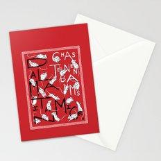 Chaz Tenenbaum's Dalmatian Mice Stationery Cards