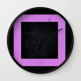 (SQUARE) Wall Clock