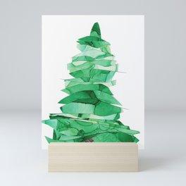 You are evergreen Mini Art Print