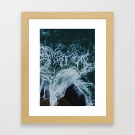Sea 9 Framed Art Print