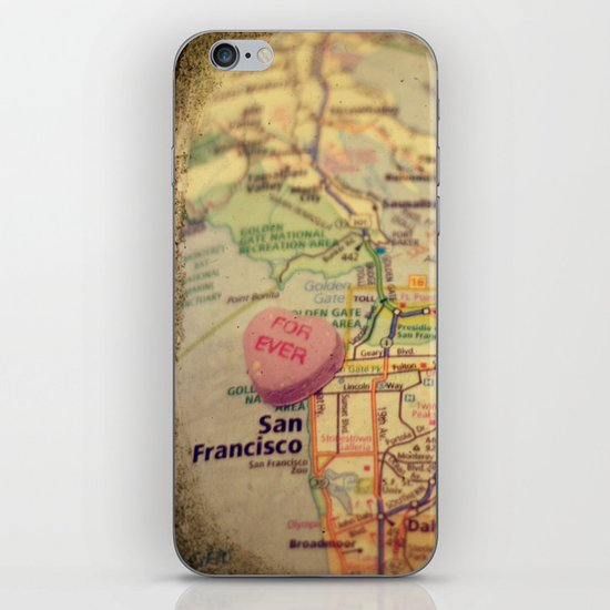 Forever San Francisco iPhone & iPod Skin