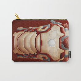 Steampunk Cyborg robot body iPhone 4 4s 5 5c 6, pillow case, mugs and tshirt Carry-All Pouch