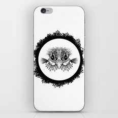 Half Bird iPhone & iPod Skin