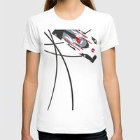 tron T-shirts featuring e-tron by Cale Funderburk