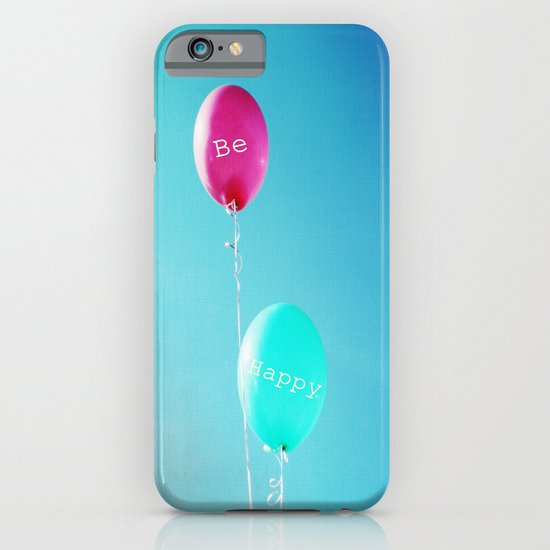 Happy Balloons iPhone & iPod Case