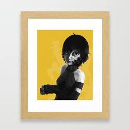 soljaune Framed Art Print