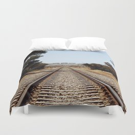 Tracks......... Duvet Cover