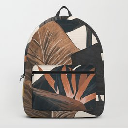 Abstract Tropical Art III Backpack