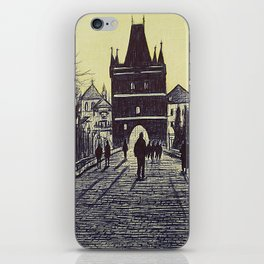 Charles Bridge, Prague iPhone Skin