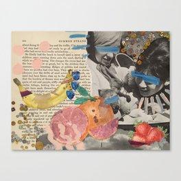 SUMMER STRANGER Canvas Print