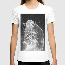 shining your deep soul. T-shirt