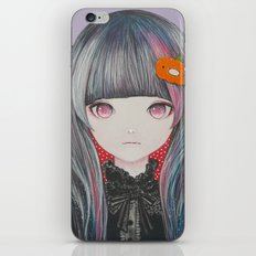 Pumpkin Nightmare iPhone & iPod Skin