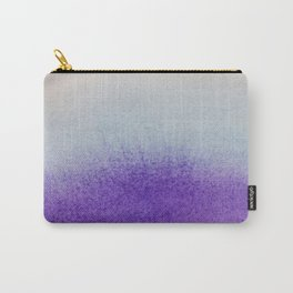 Pink,violet,blue watercolour Carry-All Pouch
