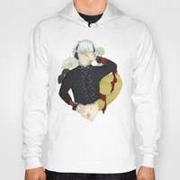 dmmd Hoodies featuring Dive into DMMd Clear by Collette Ren