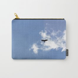 Bird in the Sky Carry-All Pouch