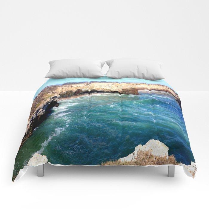 Bonny Doon Beach Comforters