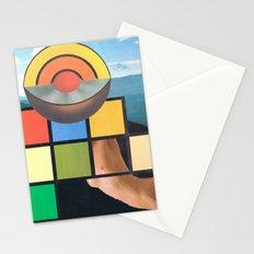 Subheading Flux Stationery Cards