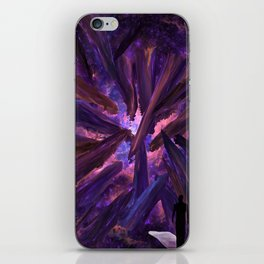 The Healing Cave iPhone Skin
