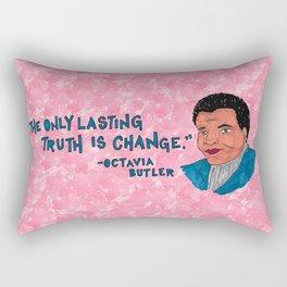 Octavia Butler Rectangular Pillow