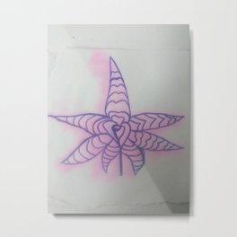 420 Rose Metal Print