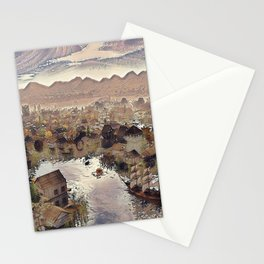 Yearning Stationery Cards