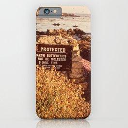 CALIFORNIA PACIFIC GROVE NARA 543271 iPhone Case