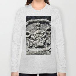 Ancient Church Carvings Long Sleeve T-shirt