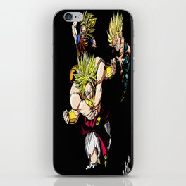 Broly Dragonball Z iPhone Skin