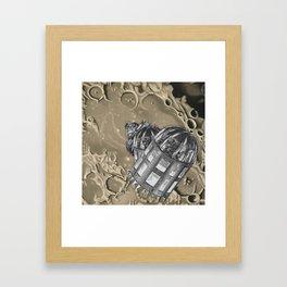 Time-lapse of the Cascade Framed Art Print