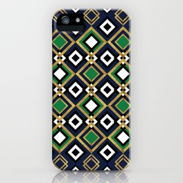 Green Sapphire iPhone Case