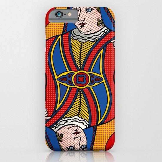 Queen of Pop iPhone & iPod Case