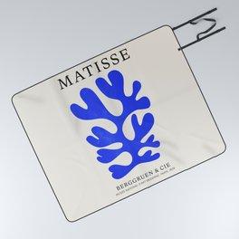 Electrik: Matisse Color Series III | Mid-Century Edition Picnic Blanket