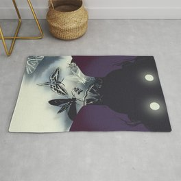 The Hound of the Baskervilles Rug