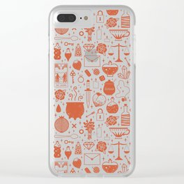 Love Potion: Valentine Clear iPhone Case