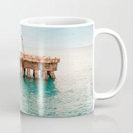 Crash Boat Beach Coffee Mug