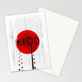 Infection Stationery Cards
