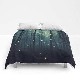 Enchanted Trees Comforters