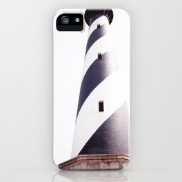 Cape Hatteras Lighthouse iPhone Case