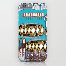 geometric number 6 Slim Case iPhone 6s