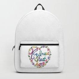 Kind Heart Backpack