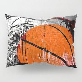 Modern Basketball version 1 Pillow Sham