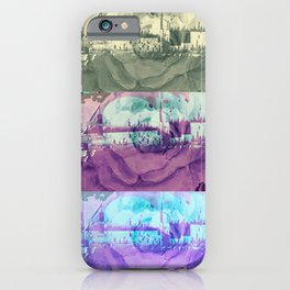 Nocturnal Blooming iPhone Case