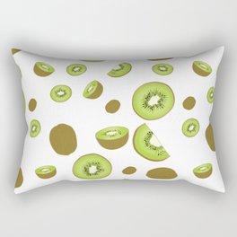 Kiwi Pattern Rectangular Pillow