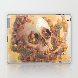 Skull City Laptop & iPad Skin