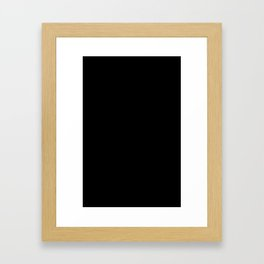 Knowitall Framed Art Print