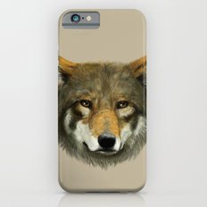 Wolf face Slim Case iPhone 6s