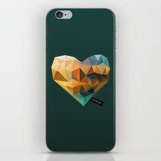 Vector Love 03 iPhone & iPod Skin