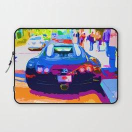 Bugatti Veyron On Rodeo  Laptop Sleeve