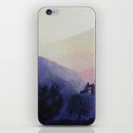 Zen Mountains iPhone Skin